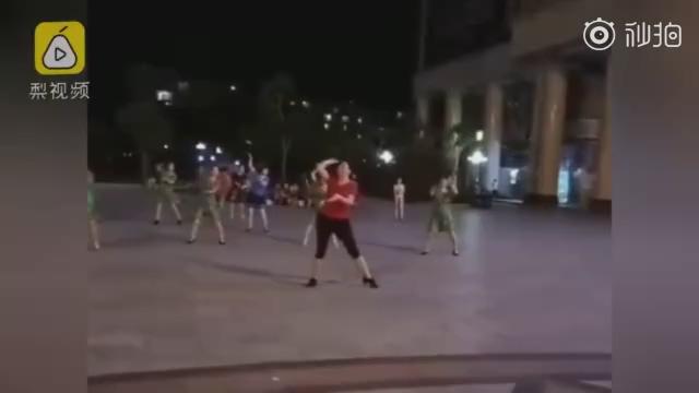 哈??喵喵喵喵喵也成广场舞了