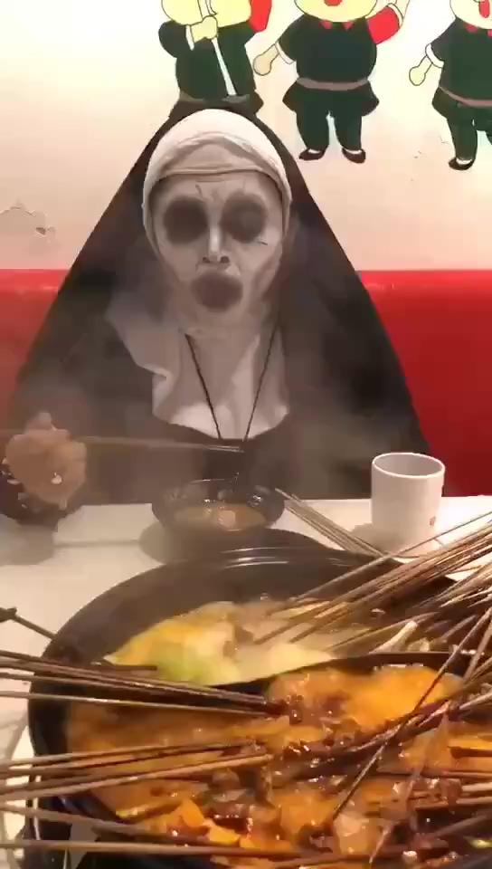 吃不惯吧?